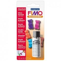 FIMO Flacon 10 ml Vernis brillant avec pinceau pour finition et protection