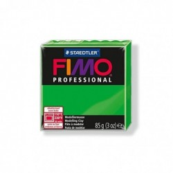 FIMO PROFESSIONAL Pâte à modeler, vert, 85 g