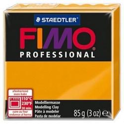 FIMO PROFESSIONAL Pâte à modeler, durcit au four, ocre, 85 g