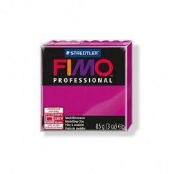 FIMO PROFESSIONAL Pâte à modeler, magenta pur, 85 g