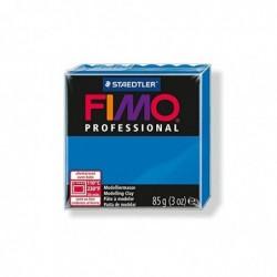 FIMO PROFESSIONAL Pâte à modeler, durcit au four, bleu pur