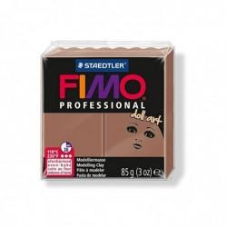 FIMO FIMO PROFESSIONAL Pâte à modeler doll art, noisette, 85 g