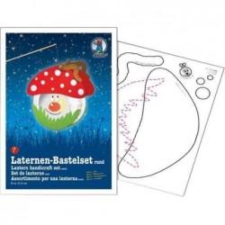 """URSUS set de lanterne """"champignons"""", contenu:"""