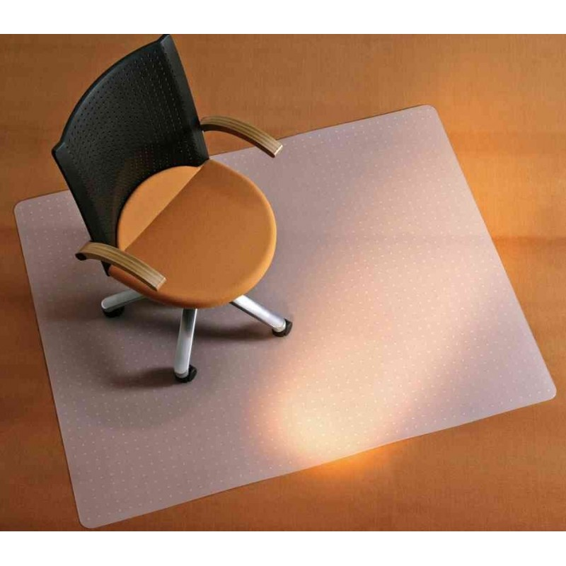 RS OFFICE Tapis protège-sol en PP 1800 x 1200 mm sol moquette rectangle