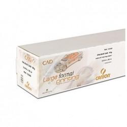 CANSON Rouleau de papier calque CAD 90/95g 914mm x 50 m