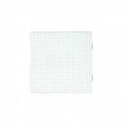 HAMA Plaque Perles à Repasser Midi 5mm Carrée grand modèle Blanc