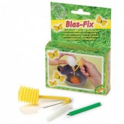 """KNORR PRANDELL """"Blas-Fix pr oeufs de Pâques"""", jaune/vert"""
