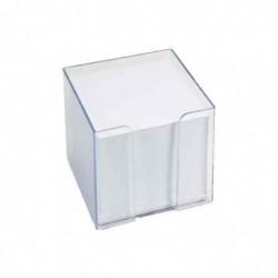 KÖNIG EBHARDT Bloc cube 95 x 95 mm 700 Feuilles Transparent