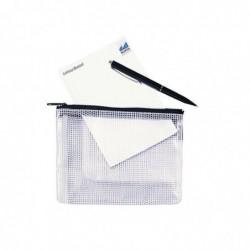 REXEL Pochette Mesh bag A6 transparent Noir
