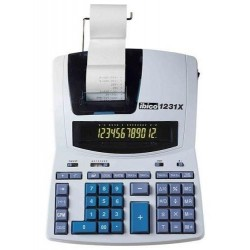 IBICO Calculatrice imprimante 1231X