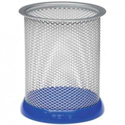 REXEL Métal Wire pot à crayons argent