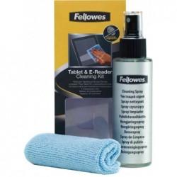 FELLOWES Kit de nettoyage, pr tablette-PC / E-Reader pr un nettoyage sans rayure