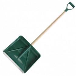 FISKARS Pelle poussoir, longueur: 900 mm, vert