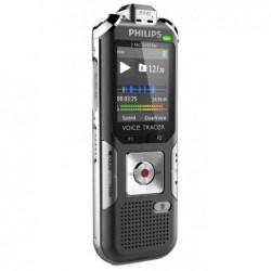 PHILIPS Dictaphone numérique DVT6000, 4 GB mémoire