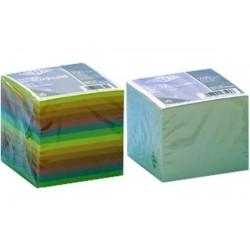 WEDO Porte bloc-notes, 99 x 99 mm, blanc, 700 feuilles