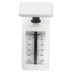 WEDO Balance à ressort Handy 250, capacité de charge: 250 g Blanc