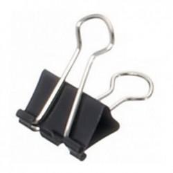MAUL Boite de 12 Pinces mauly® 214 19 mm Noir