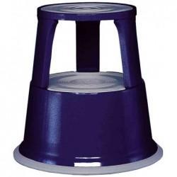 WEDO Tabouret marchepied en métal, bleu / RAL 5002