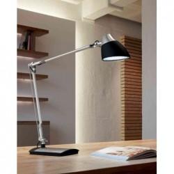 MAUL lampe de bureau DEL MAULéclipse, socle, argent
