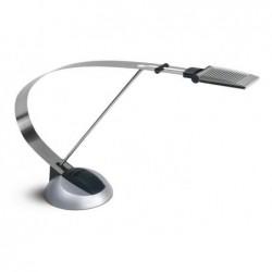 MAUL Lampe de bureau LED MAULprimus Argent