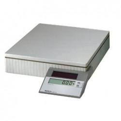MAUL Pèse-paquets solaire MAUL parcel S 50 kg Gris