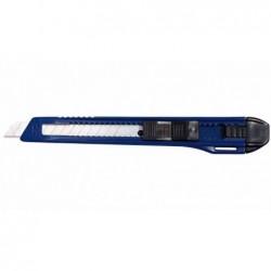 WEDO Cutter Ecoline, lame: 9 mm, bleu/noir