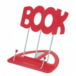 WEDO Pupitre de lecture BOOK socle en plastique Coloris Aléatoire