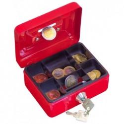 WEDO Caissette à monnaie pour enfants avec fente, couleur