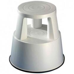 WEDO Tabouret marche-pied STEP Plastique 150 Kg H 43 cm Gris