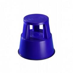 WEDO Tabouret marche-pied STEP Plastique 150 Kg H 43 cm Bleu