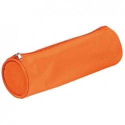 PAGNA Trousse nylon ronde tendance 70x220 mm Orange