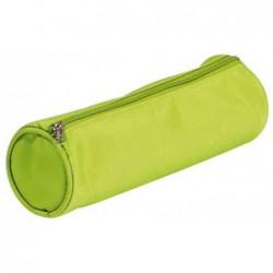 PAGNA Trousse nylon ronde tendance 70x220 mm Vert pâle