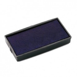COLOP Pack de 2 Tampons encreurs E/30, bleu