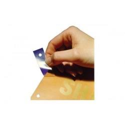 REGULUS bande de renforcement de perforation REGUfix, pqt 50