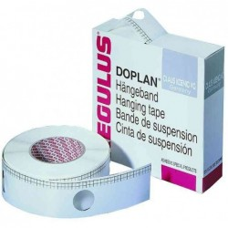 "REGULUS bande de suspension ""Doplan"" 55mm x 50 m"