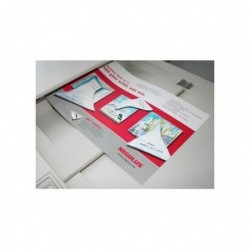 REGULUS film polyester PET SIGNOLIT SC, format A4, blanc