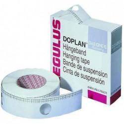 """REGULUS Bande  """"Doplan"""" pour suspension dessins 55 mm x 50m Espacement 60 mm"""