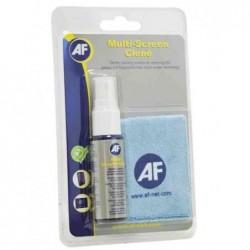 AF Kit de Vaporisateur + Chiffon pour écran Multi Screen Clene