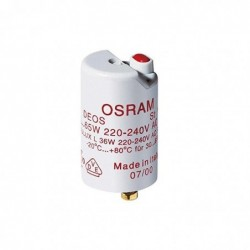 OSRAM Starter ST171 SAFETY pour lampes fluorescentes de 36-65 Watts