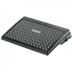 UNILUX Repose-pieds BIO, reglable en hauteur, couleur: noir