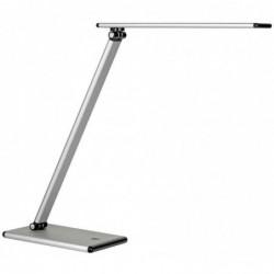 UNILUX Lampe de bureau LED TERRA 5W Intégré Gris Metal