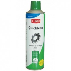 CRC QUICKLEEN nettoyant universel, 500 ml bombe aérosol