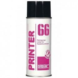 """KONTAKT CHEMIE Nettoyant pour imprimantes """"PRINTER 66"""" 200ml"""