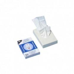 PAPSTAR Distributeur de sacs hygiéniques plastique Blanc