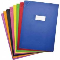 ELBA Protège-cahier School Life, 210 x 297 mm, jaune