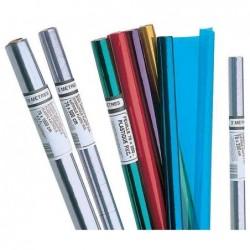 ELBA Rouleau Film couvre-livres PVC incolore 700 mm x 2 m