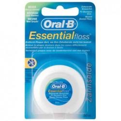 ORAL-B Essential FLOSS fil dentaire 50 m Parfum Menthe