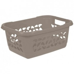 KEEEPER Corbeille à linge JOST L 550 mm 32 Litres Taupe
