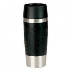EMSA Travel Mug Isotherme 0,36 L. Soft touch Noir