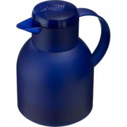 EMSA Verseuse isotherme SAMBA, 1,0 litre, bleu translucide